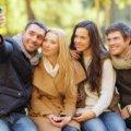 Ученые выяснили, как число друзей меняет структуру мозга человека