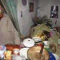 На Пушкінській 79-річна жінка 10 років живе без світла і газу. ФОТО