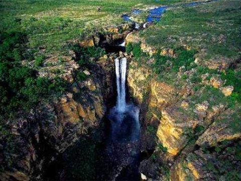 Складено рейтинг найбільш дивовижних водоспадів світу. ФОТО