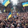 МУЗІКА. У Євромайдану з'явився власний гімн. ВІДЕО