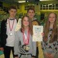 Юні житомирські плавці на змаганнях в Польщі вибороли 5 медалей