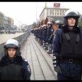 Житомирських міліціонерів знімають з постів і відправляють в Київ на завтрашній мітинг