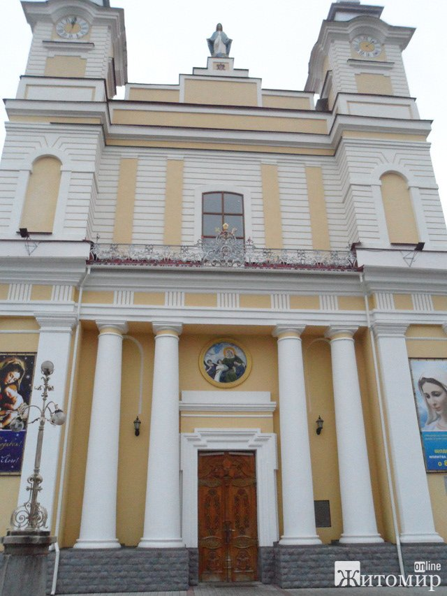 Житомиряни святкують Католицьке Різдво. ФОТО