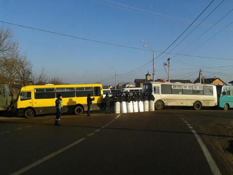 Автомайдан готовится пикетировать Межигорье. ФОТО