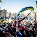 Колона мітингувальників з Луценком на чолі з Майдану вирушила до Кабміну