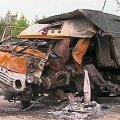 На житомирщині рятувальники вилучили травмованого водія з пошкодженої внаслідок дорожньо-транспортної пригоди вантажівки