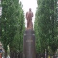 Міліція вже почала затримувати людей за повалення пам'ятника Леніну - УДАР