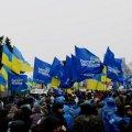 На мітинг в неділю регіонали витратять не менше 100 млн. грн
