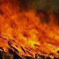 На Житомирщині подружжя згоріло у власному будинку