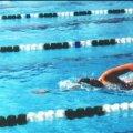 В Житомирі триває турнір з плавання серед спортсменів категорії «Мастерс» та учнів