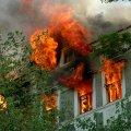 У Баранівці ледь не згорів житловий будинок