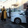 Житомирским милиционерам подогнали 10 новых гибридных Toyota Prius. ФОТО