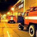 В Тернопольской области сгорел офис Партии регионов