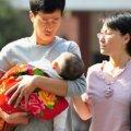 Китайцям дозволили заводити більше однієї дитини