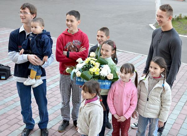 Богдана и Анна Бодомер: «Дети — это счастье, если Бог еще даст, будем рожать». ФОТО