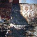 На Житомирщині знову під час пожежі загинула людина