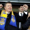 Янукович скаржився сенаторам США на незарахований у ворота Англії гол