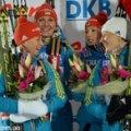 Збірна України з біатлону без нагород втримує перше місце у світі
