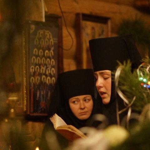 Чудо Різдв'яної ночі у Кип'ячому. ФОТО ВІДЕО