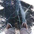 Бердичівському районі: врятовано чоловіка, який провалився під лід