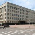 У Житомирі мітингуючі на майдані Корольова перемістилися від житомирської міської ради до облдержадміністрації