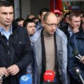 Яункович запропонував Яценюку посаду прем'єра, а Кличку віце-прем'єра