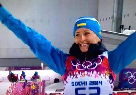 Україна здобула першу медаль на Іграх в Сочі ФОТО