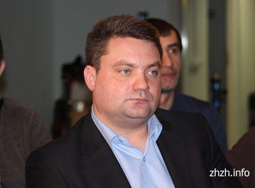Антон Михайлов став заступником голови Житомирської райради