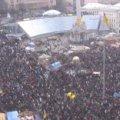 Информационный митинг начался на Майдане Независимости