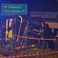У Польщі у ДТП потрапив автобус з українськими туристами: 2 загиблих
