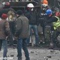 В столкновениях пострадали более 20 журналистов (СПИСОК)