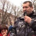 """У Тернополі """"Беркут"""" склав зброю і присягнув на вірність українцям. ВІДЕО"""