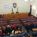 У житомирському міськвиконкомі - 60 чоловік. Правий сектор відмовився увійти