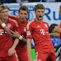Баварія впевнено крокує до чемпіонства. ВІДЕО