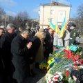 Житомиряни святкують 200 річчя з дня народження Т.Г. Шевченка. ФОТО
