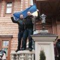 В Криму зник син Анатолія Гриценка
