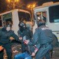 Затримали чотирьох організаторів сутичок в Донецьку