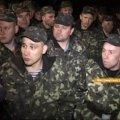 200 військовозобов'язаних з Бердичева влаштували у військовій частині страйк