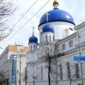 Розклад богослужінь  Свято-Михайловського кафедрального собору м.Житомира