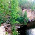 Алтернативний відпочинок: Коростишівські каньйони. ФОТО