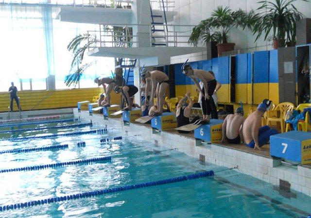 Представники Малинського міського центру ФЗН «Спорт для всіх» у Кубку України з плавання в ластах. ФОТО