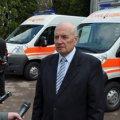 На Житомирщині виділили ще 2  автомобілі для служби екстреної медичної допомоги
