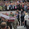 На Смолянському кладовищі завтра ховатимуть десантника Дульчака, весь транспорт зупиниться на 1 хвилину