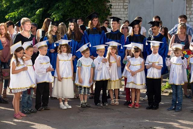 """Свято для випускників у педагогічному центрі """"Форум"""". ФОТО"""