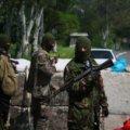 На Луганщині 150 терористів обстріляли силовиків, намагаючись прорватися через блокпост