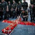 Сьогодні в Україні вшановують пам'ять жертв війни