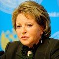 """Матвієнко відповіла Губарєву: Ніяких """"миротворців"""" в Україні не буде"""