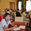 В Житомирі відбулося громадське обговорення проекту Плану заходів з координації інформаційної діяльності та захисту інформаційної безпеки держави на території області у 2014-2016 роках