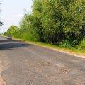 В Бердичівському районі на узбіччі дороги знайшли труп чоловіка