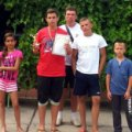 Збірна Житомирщини з важкої атлетики потрапила у вісімку найсильніших команд України